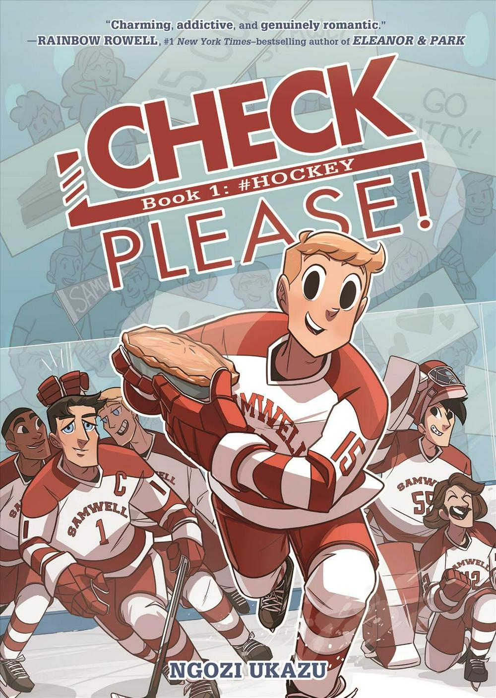 Check, Please! by Ngozi Ukazu, ISBN: 9781250177957