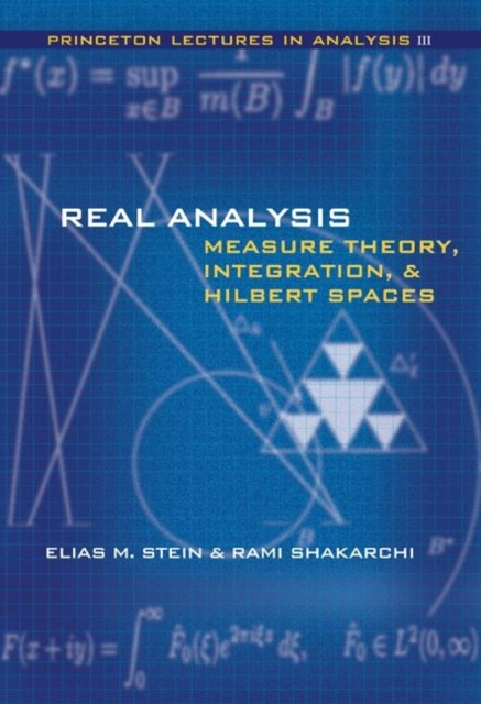 Real Analysis: Bk. 3 by Elias M. Stein, ISBN: 9780691113869