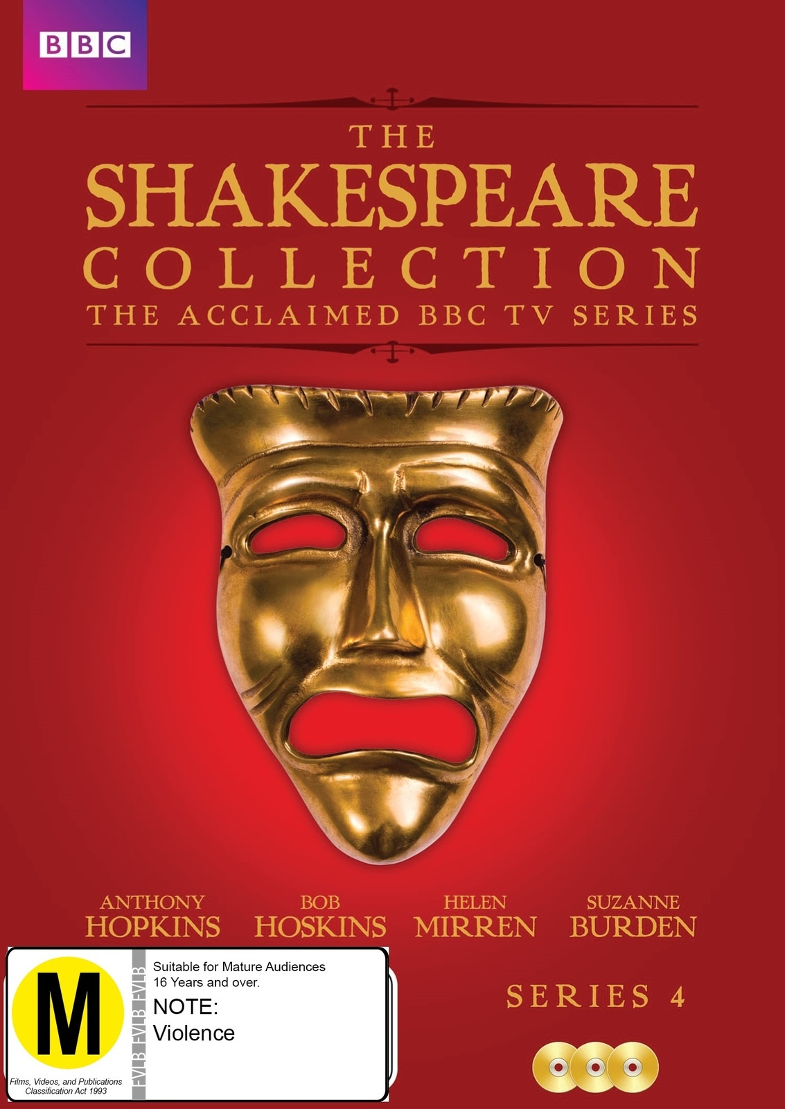 BBC The Shakespeare CollectionSeries 4