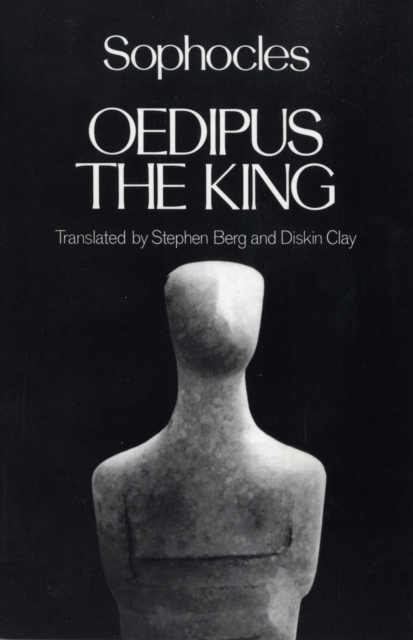 an analysis of tragedy of oedipus in oedipus the king by sophocles Sophocles oedipus the king is a tragic play which discusses the tragic discovery of oedipus that he has killed his father and in the typical greek tragedy.