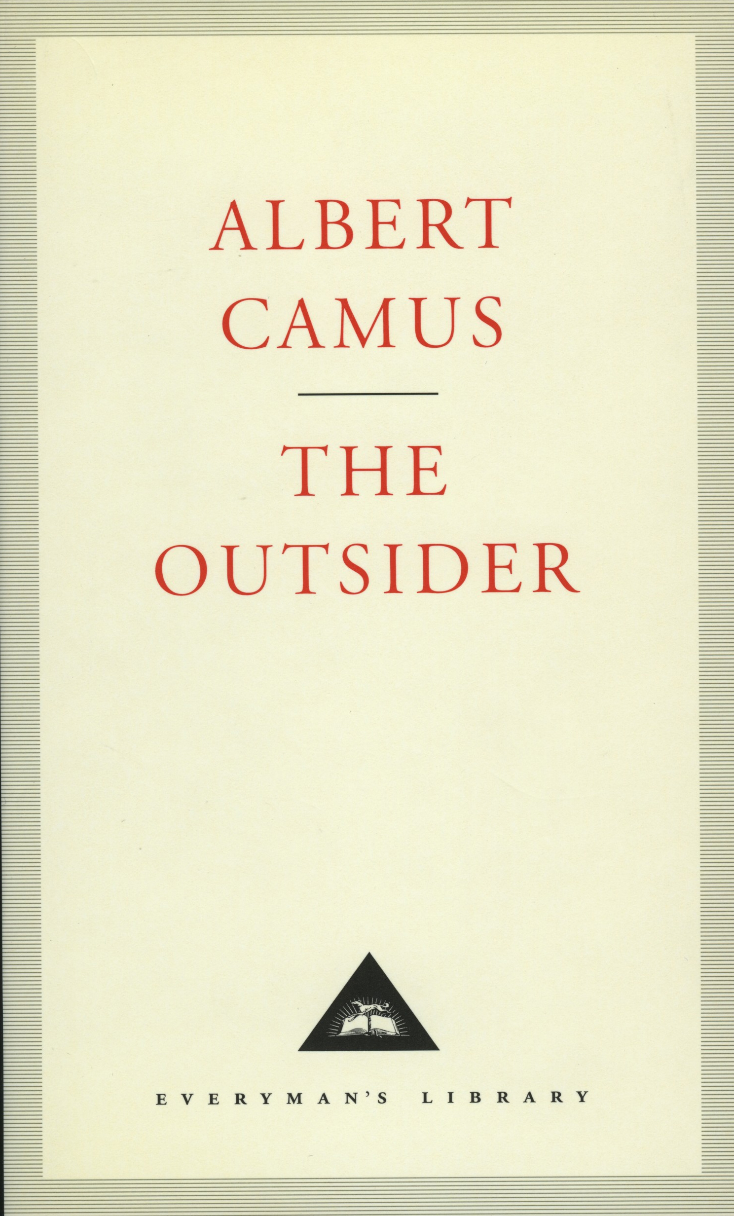 an analysis of the outsiders by camus Plot summary an analysis of major the outsiders [pic][pic][pic] study of an extract from pages 14 to 15 from the outsider by albert camus.