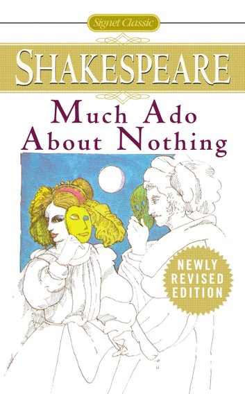 a comparison of movie and book of much ado about nothing Will it all be much ado about nothing if anyone has done more to bring shakespeare to a modern audience of multiplex dwellers, i'd like to meet them.