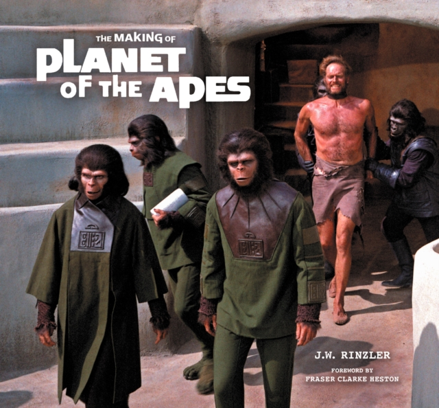 The Complete Making of the Planet of the Apes