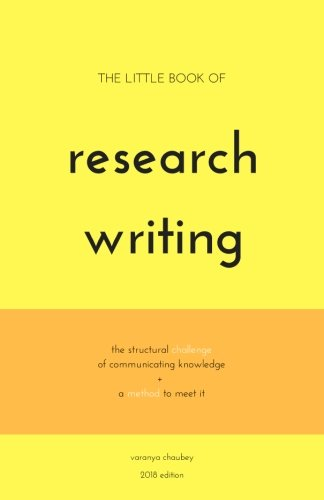 The Little Book of Research Writing
