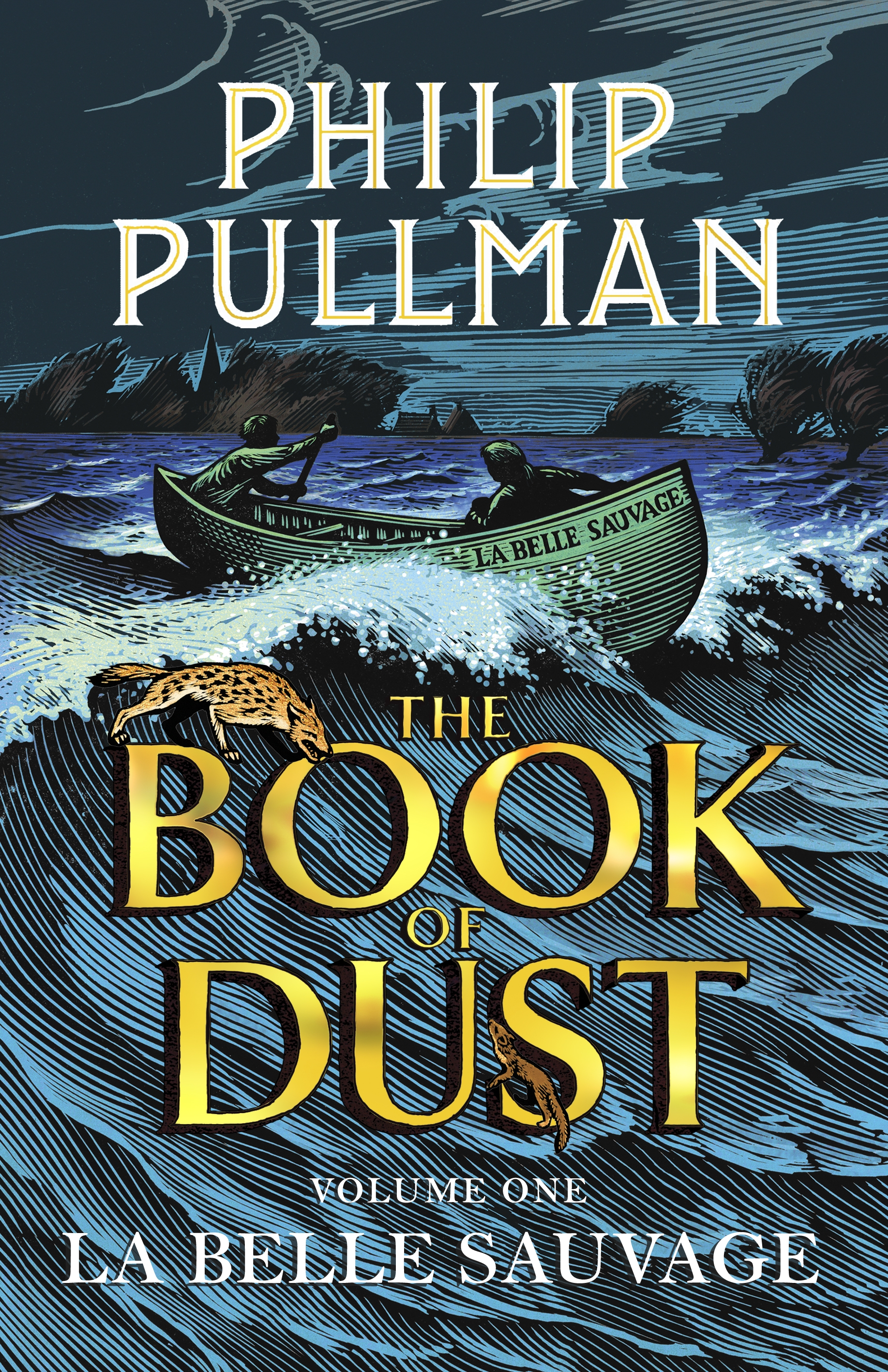 The Book of Dust by Philip Pullman, ISBN: 9780857561084