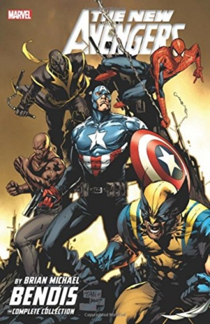 New Avengers by Brian Michael Bendis: The Complete Collection Vol. 4 by Brian Michael Bendis, ISBN: 9781302908652