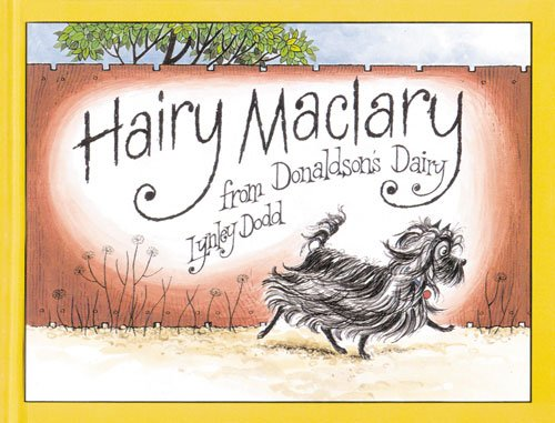 Hairy Maclary from Donaldson's Dairy: Big Book