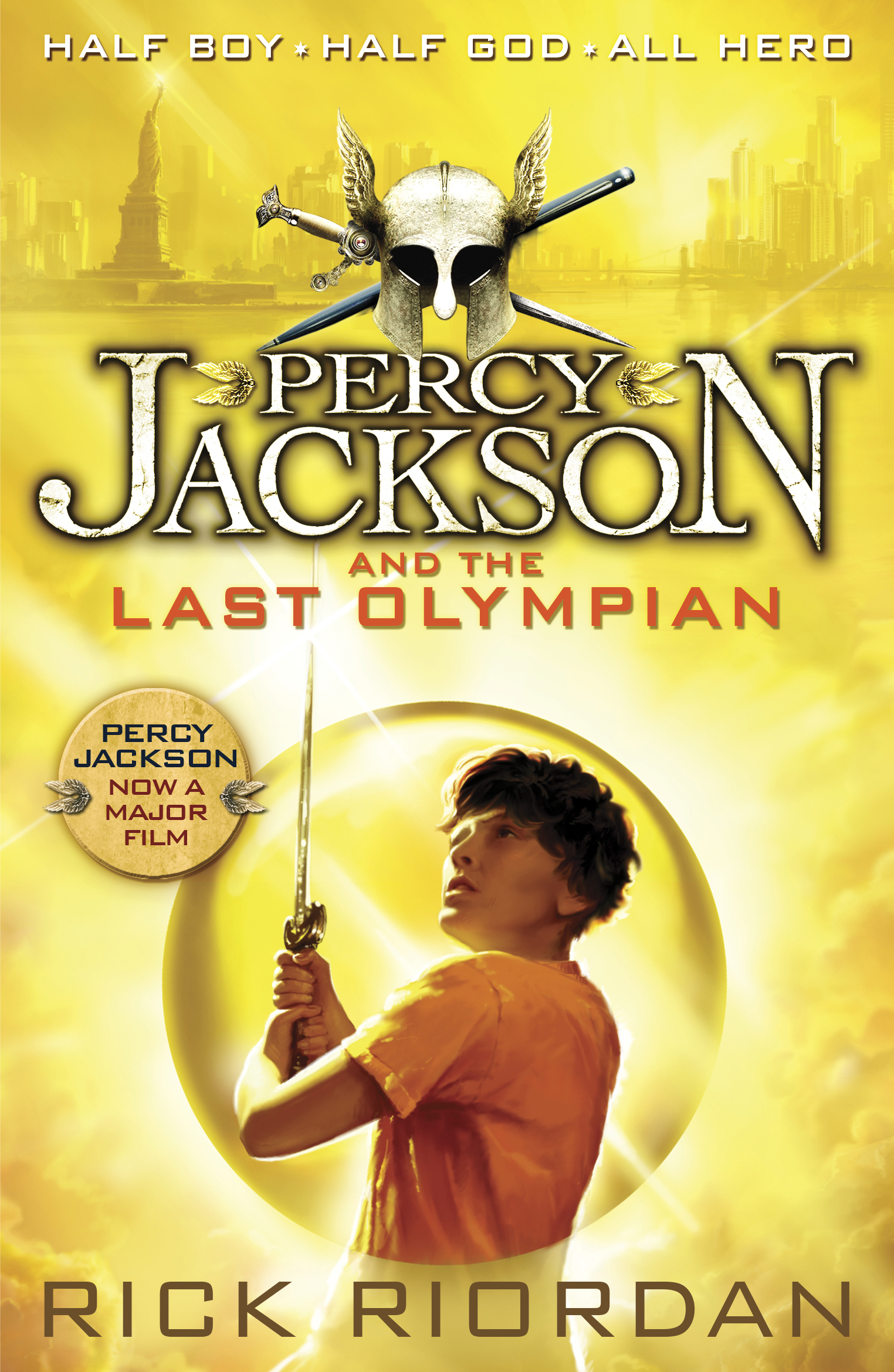 Percy Jackson and the Last Olympian by Rick Riordan, ISBN: 9780141962306