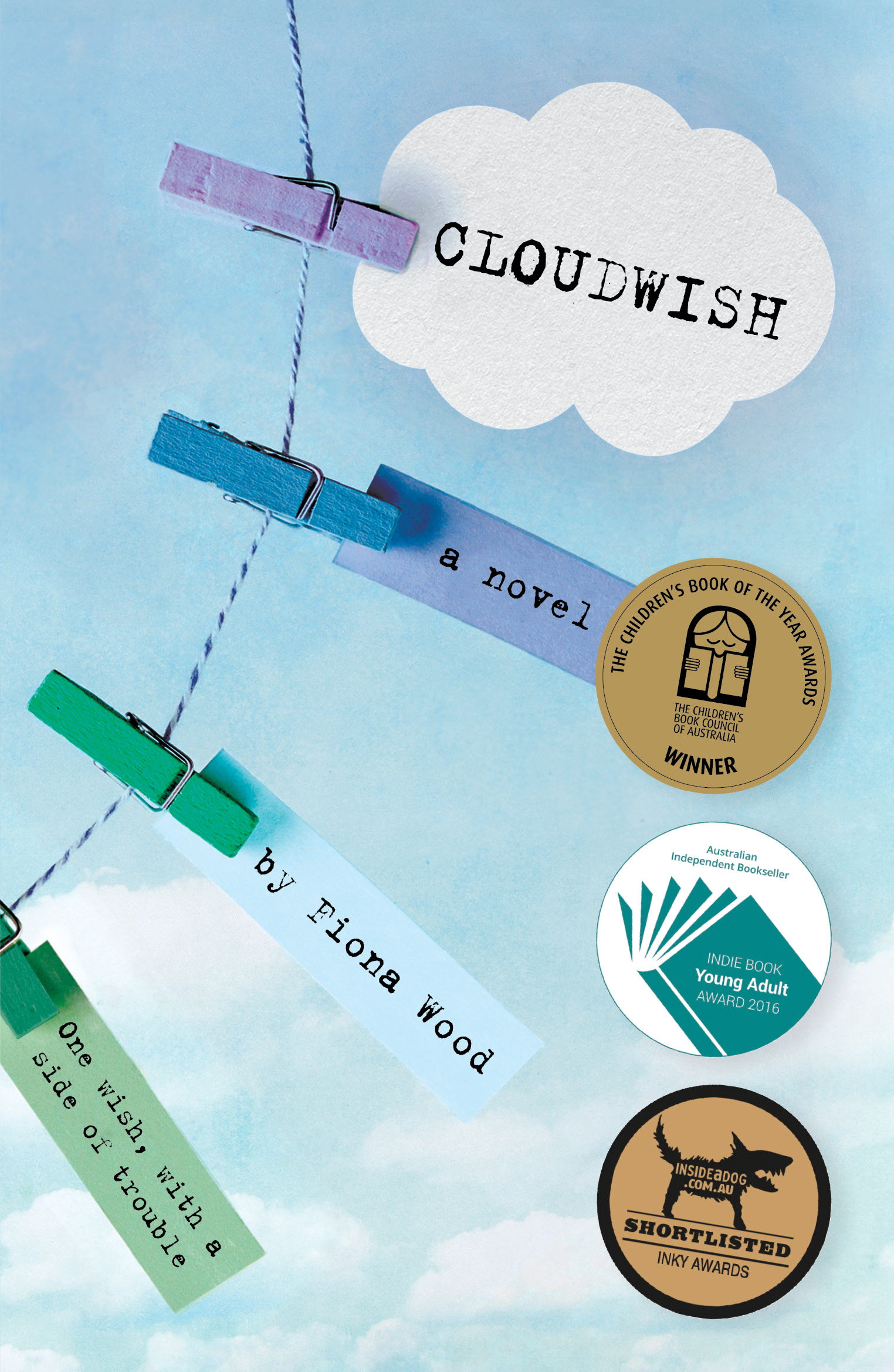 Cloudwish by Fiona Wood, ISBN: 9781925483581