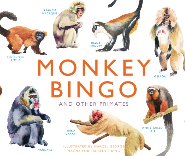 Monkey BingoAnd Other Primates