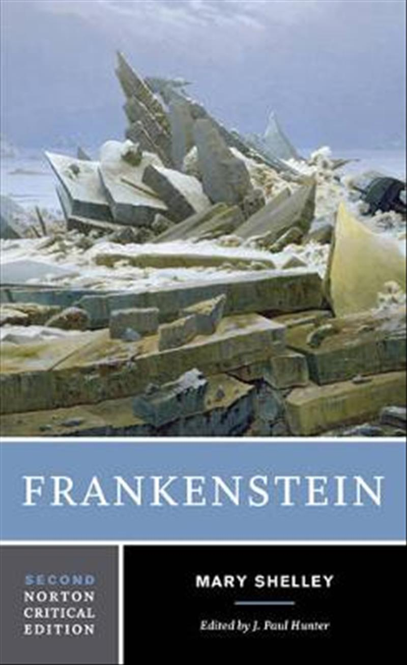 Frankenstein by Mary Wollstonecraft Shelley, ISBN: 9780393927931