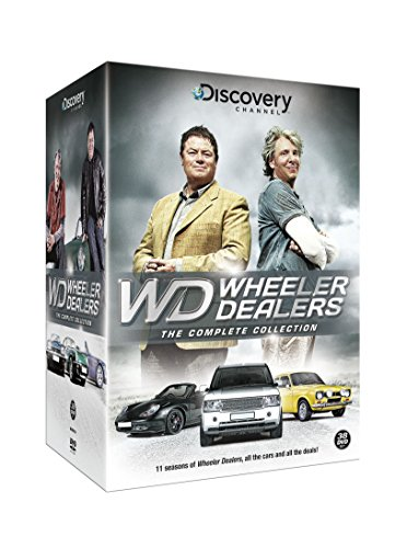 Wheeler Dealers: The Complete Collection [DVD] by Unknown, ISBN: 5055298092300