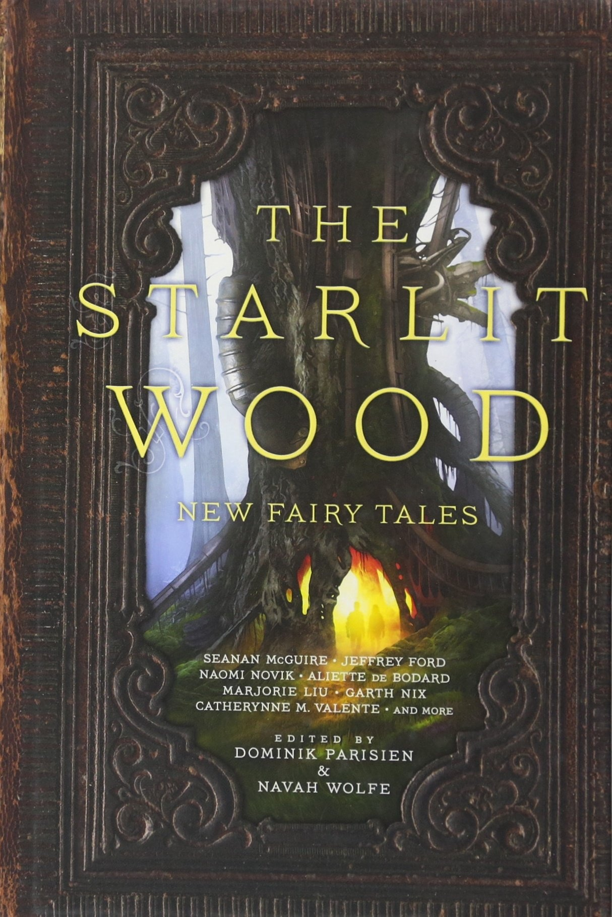 The Starlit Wood: New Fairy Tales by Dominik Parisien, ISBN: 9781481456128
