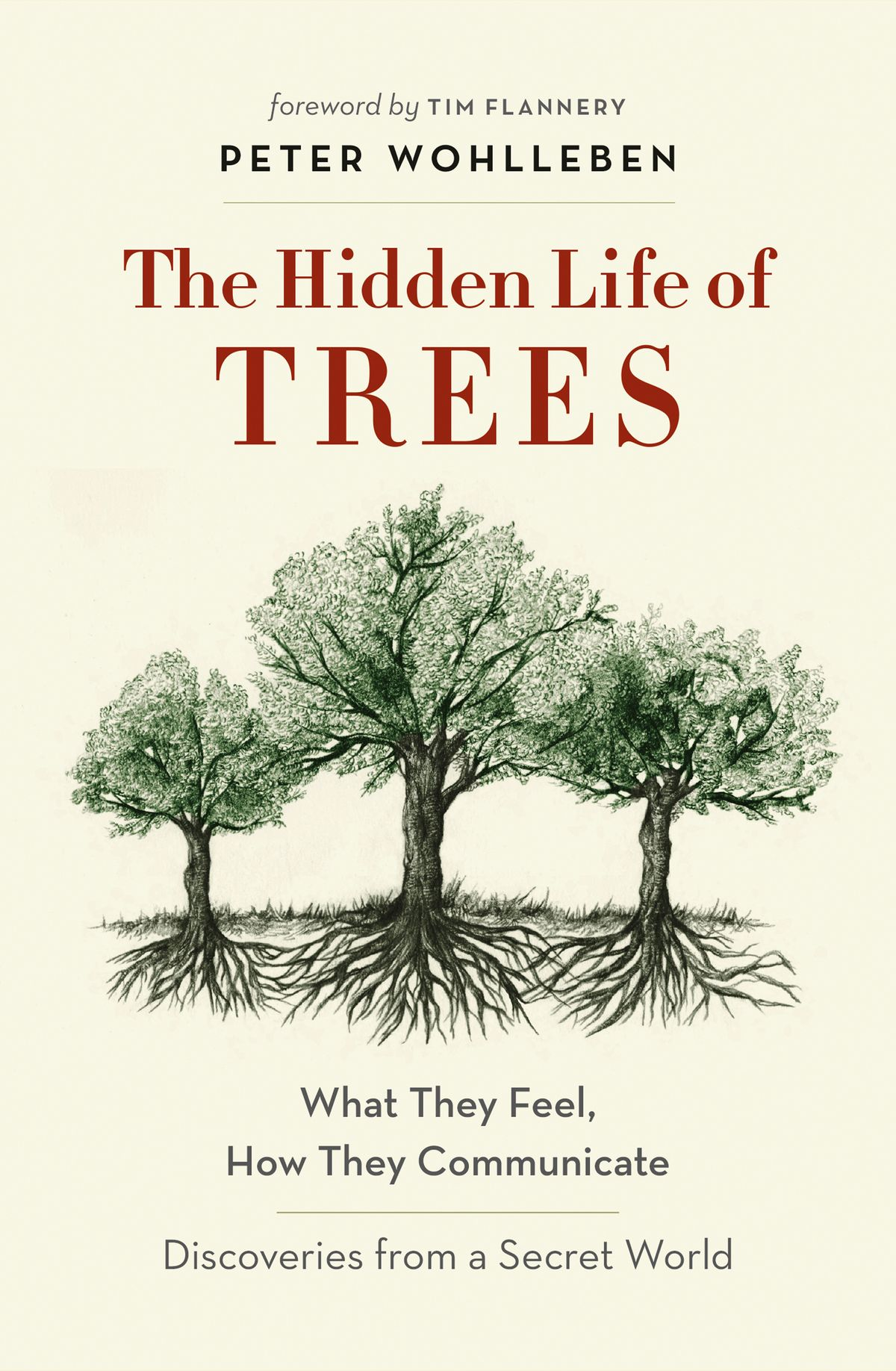 The Hidden Life of Trees by Peter Wohlleben, ISBN: 9781925435108
