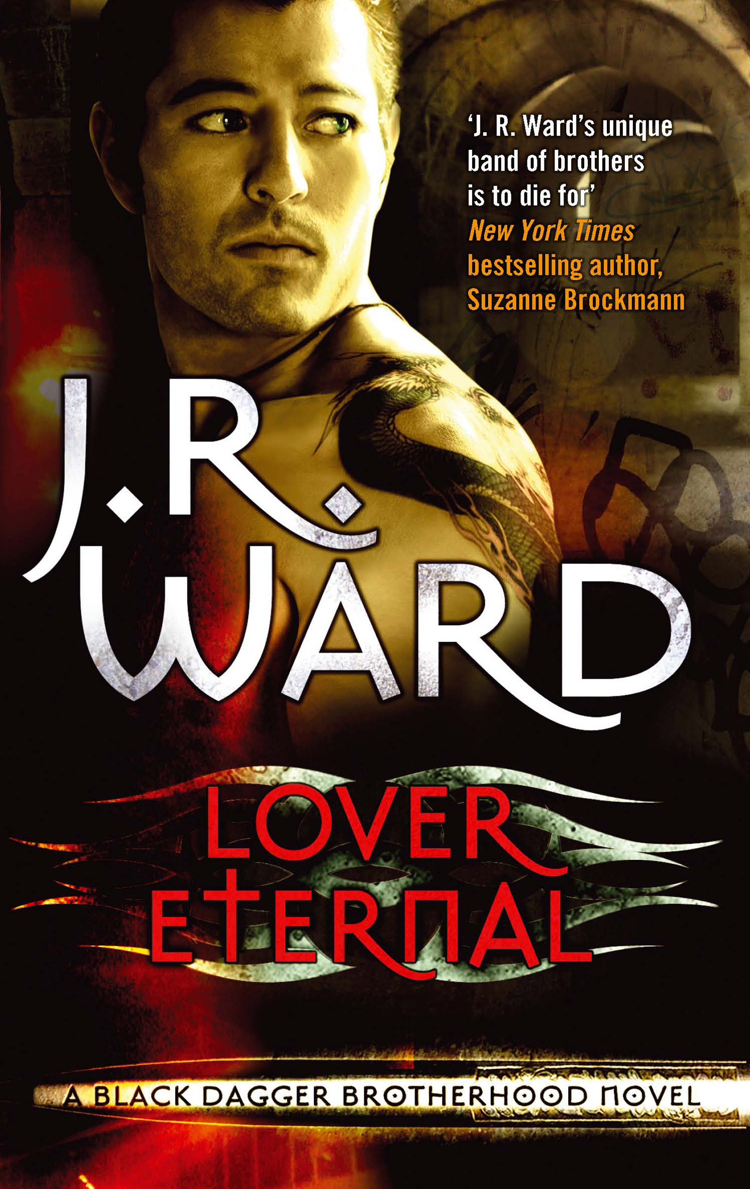 Lover Eternal: Number 2 in series by J. R. Ward, ISBN: 9780749955274