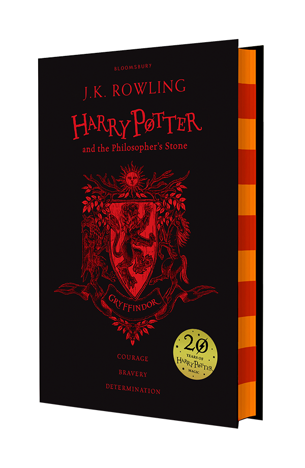 Harry Potter and the Philosopher's Stone - Gryffindor Edition by J.K. Rowling, ISBN: 9781408883747