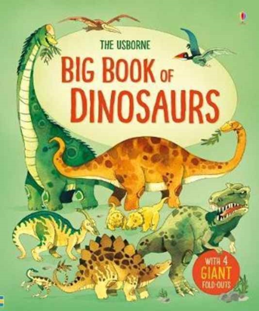 Big Book of Dinosaurs (Big Books)