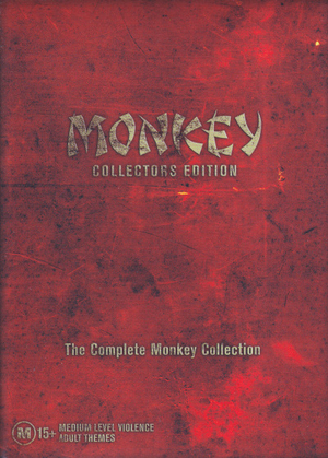 Monkey Complete Collection
