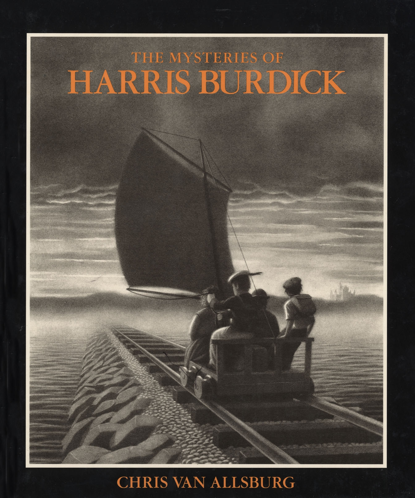 The Mysteries of Harris Burdick by Chris Van Allsburg, ISBN: 9781849392792