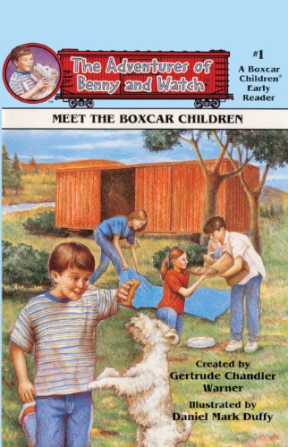 Meet the Boxcar Children (Adventures of Benny and Watch (Pb))