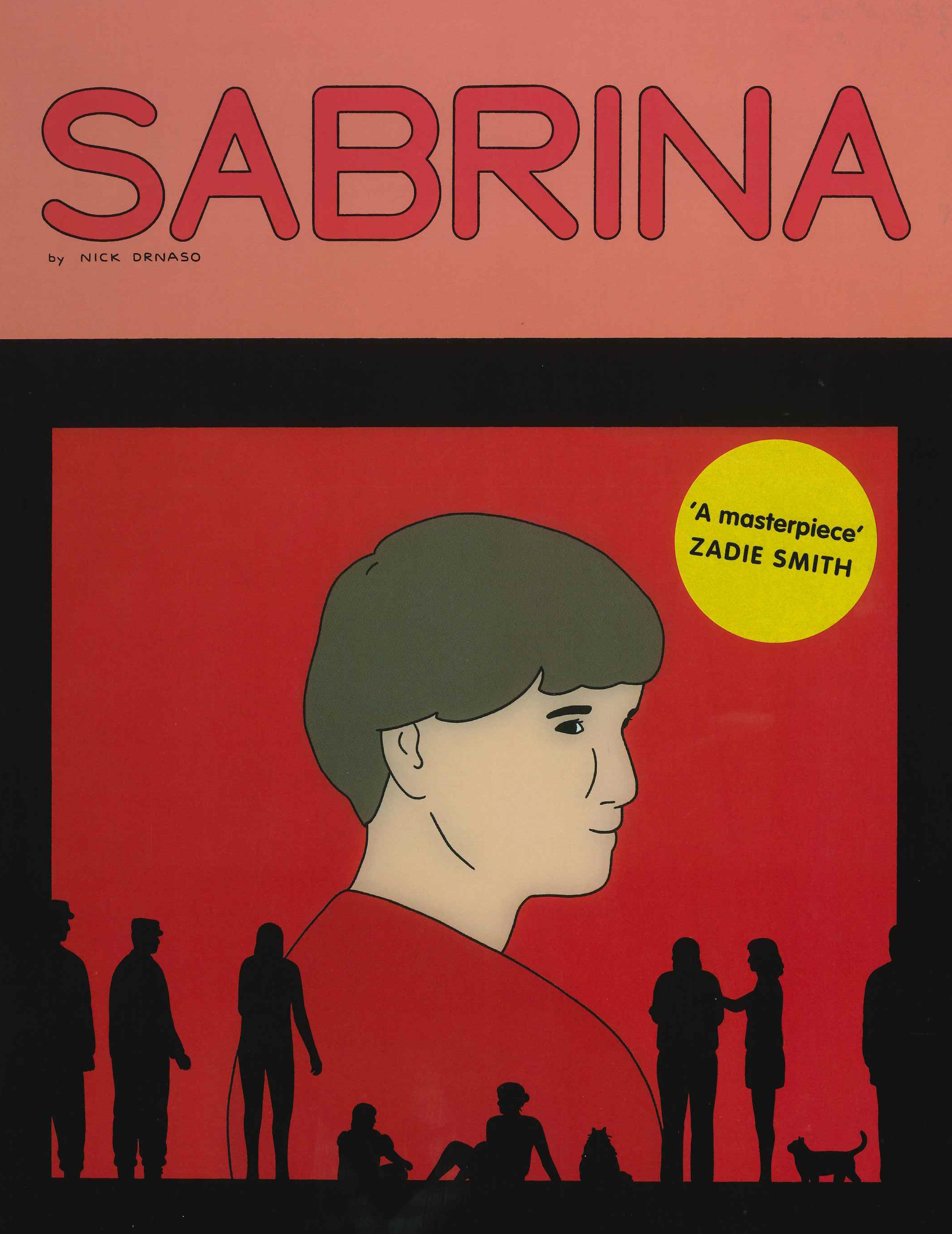 Sabrina by Nick Drnaso, ISBN: 9781783784905