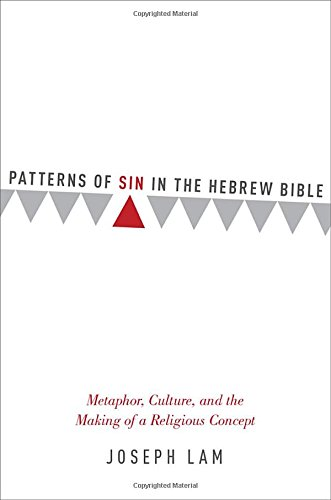 Patterns of Sin in the Hebrew BibleMetaphor, Culture, and the Making of a Religiou...