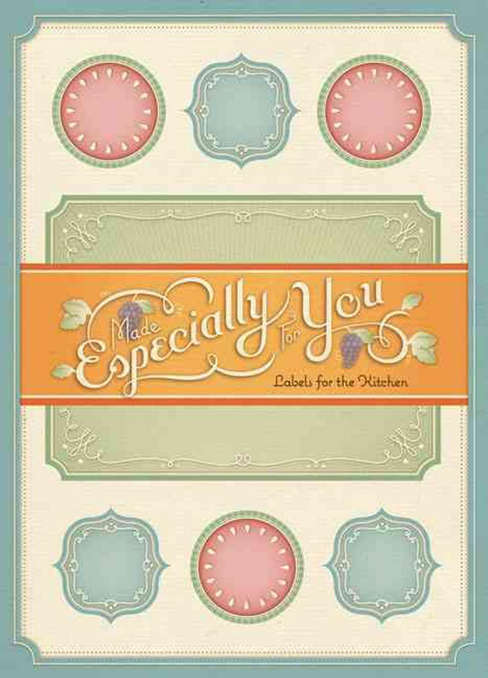 Made Especially for You by Jessica Hische, ISBN: 9780811865210