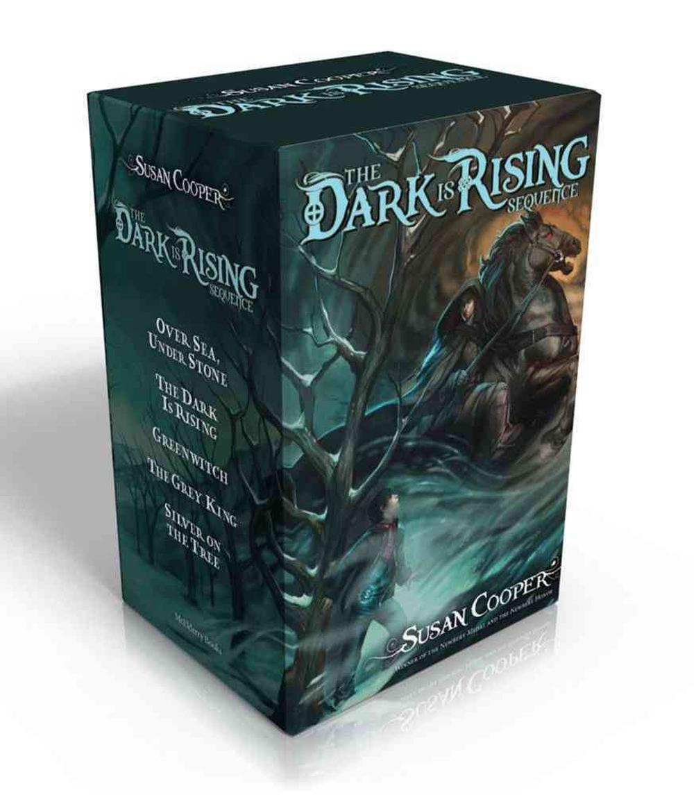 The Dark Is Rising Sequence by Susan Cooper, ISBN: 9781442489684