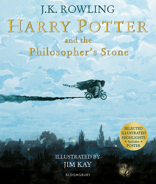 Harry Potter and the Philosopher's Stone: Illustrated Edition (Harry Potter Illustrated Edtn) by J.K. Rowling, ISBN: 9781526602381