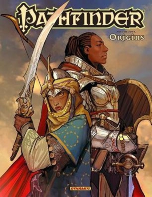 Pathfinder: Volume 4Origins