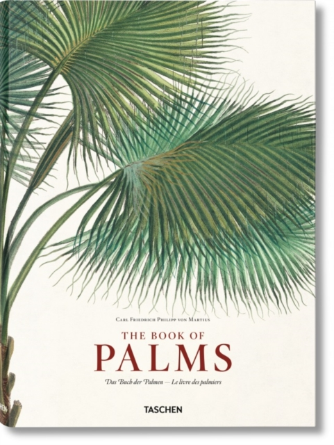 MartiusThe Book of Palms by Dr H Walter Lack, ISBN: 9783836566148