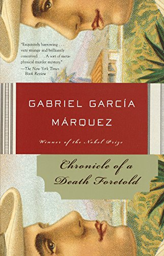 role of religion in chronicle of a death foretold by gabriel garcia marquez essay This is an example works in translation ibdp supervised writing task it is writter with reference to gabriel garcia marquez, 'chronicle of a death foretold.