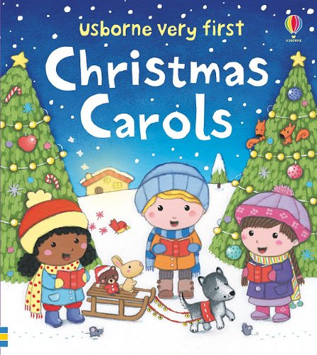 Usborne Very First Christmas Carols