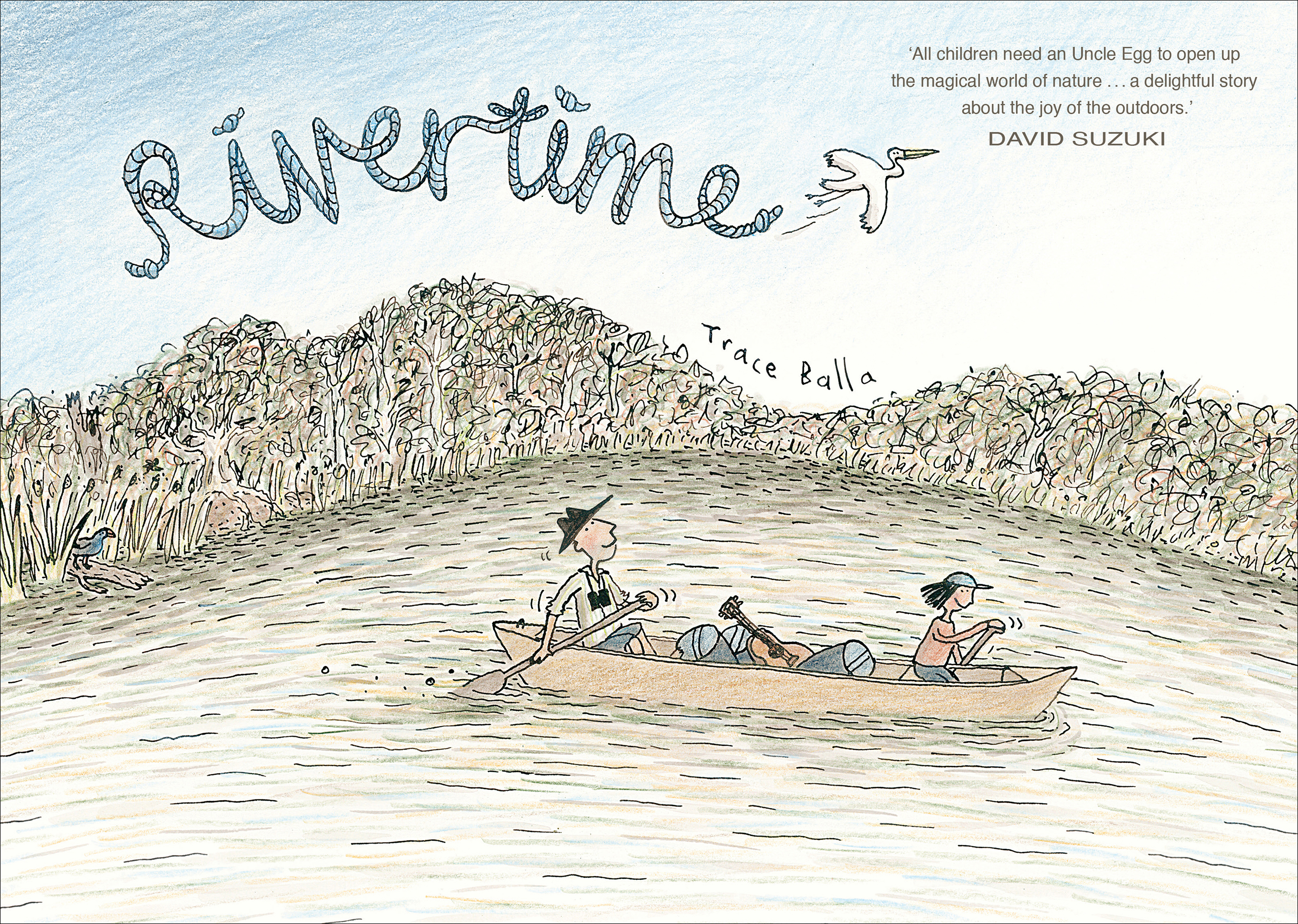 Rivertime by Trace Balla, ISBN: 9781743316337