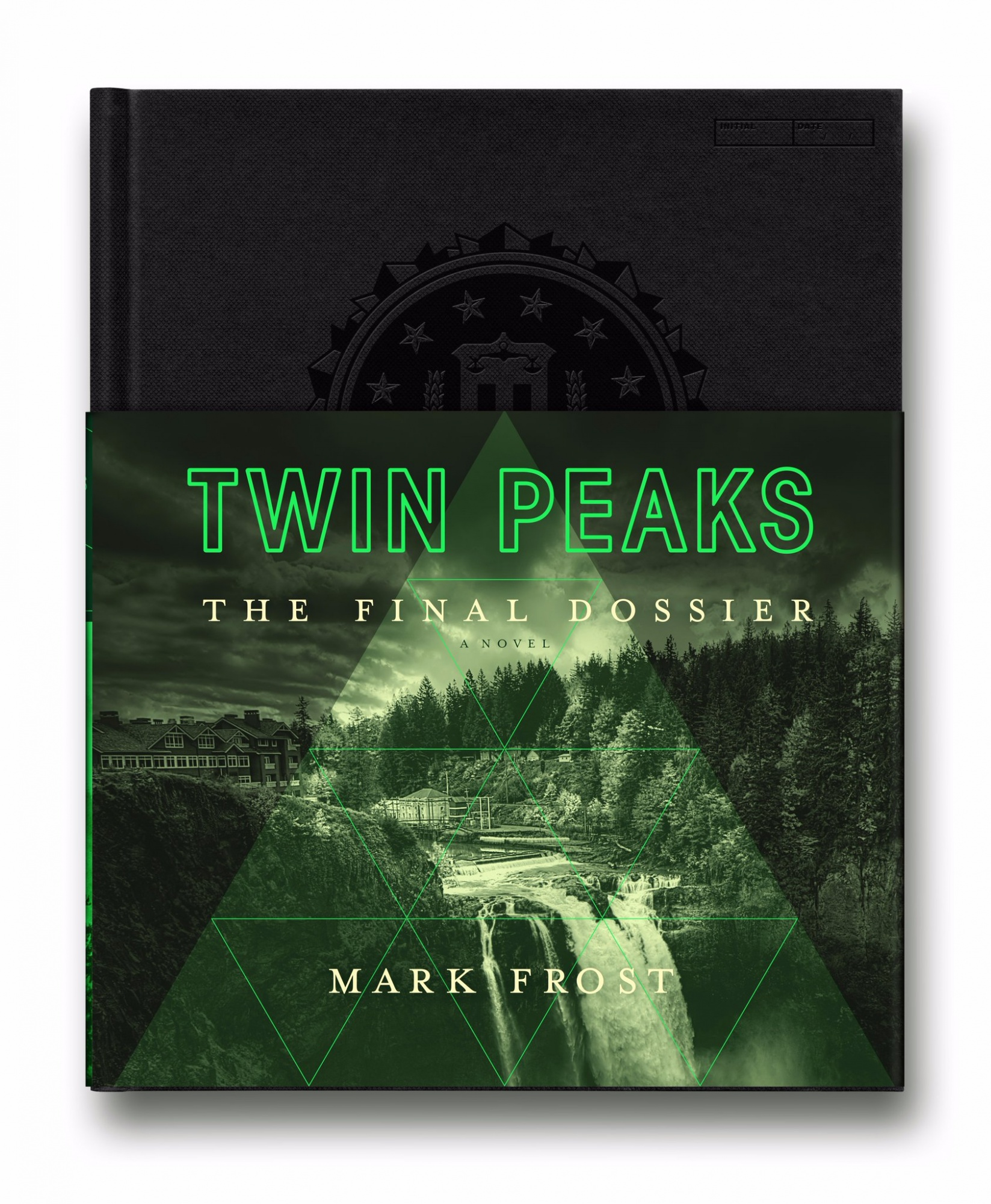 Twin Peaks: The Final Dossier by Mark Frost, ISBN: 9781250163301