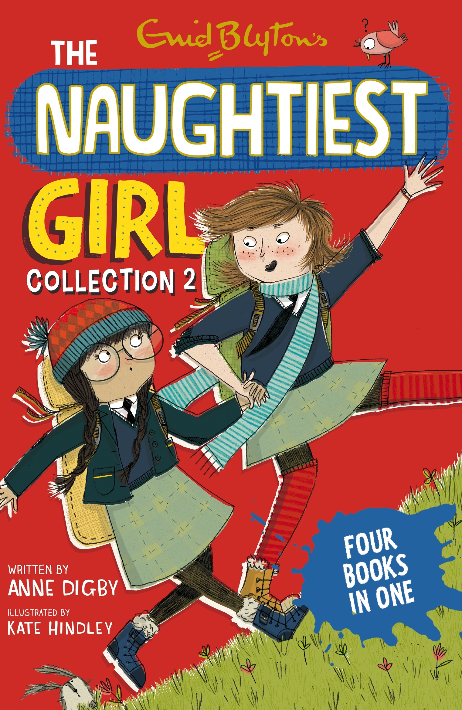 Naughtiest Girl Collection - Books 4-7