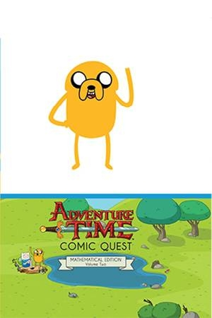 Adventure TimeComic Quest Mathematical Edition: Volume Two