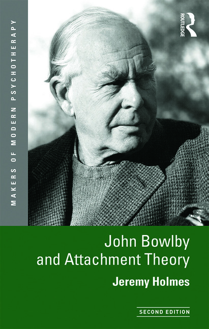 John Bowlby and Attachment Theory by Jeremy Holmes, ISBN: 9780415629034