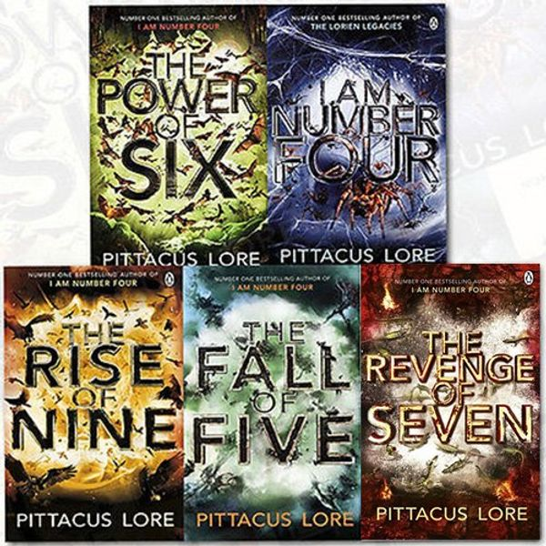 The Power Of Six Book