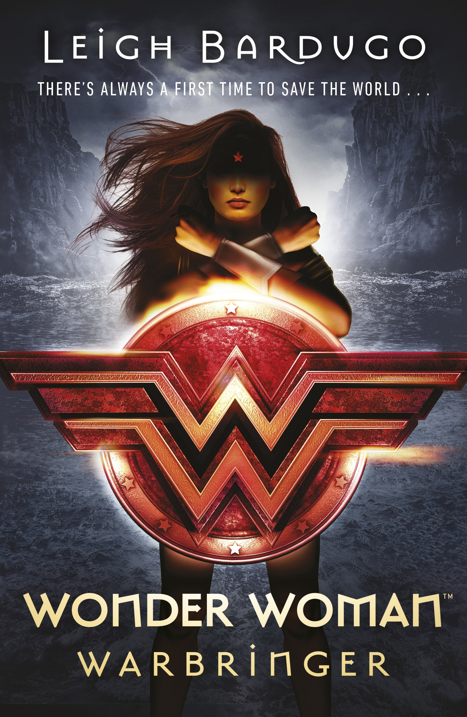 Wonder Woman: Warbringer by Leigh Bardugo, ISBN: 9780141387376