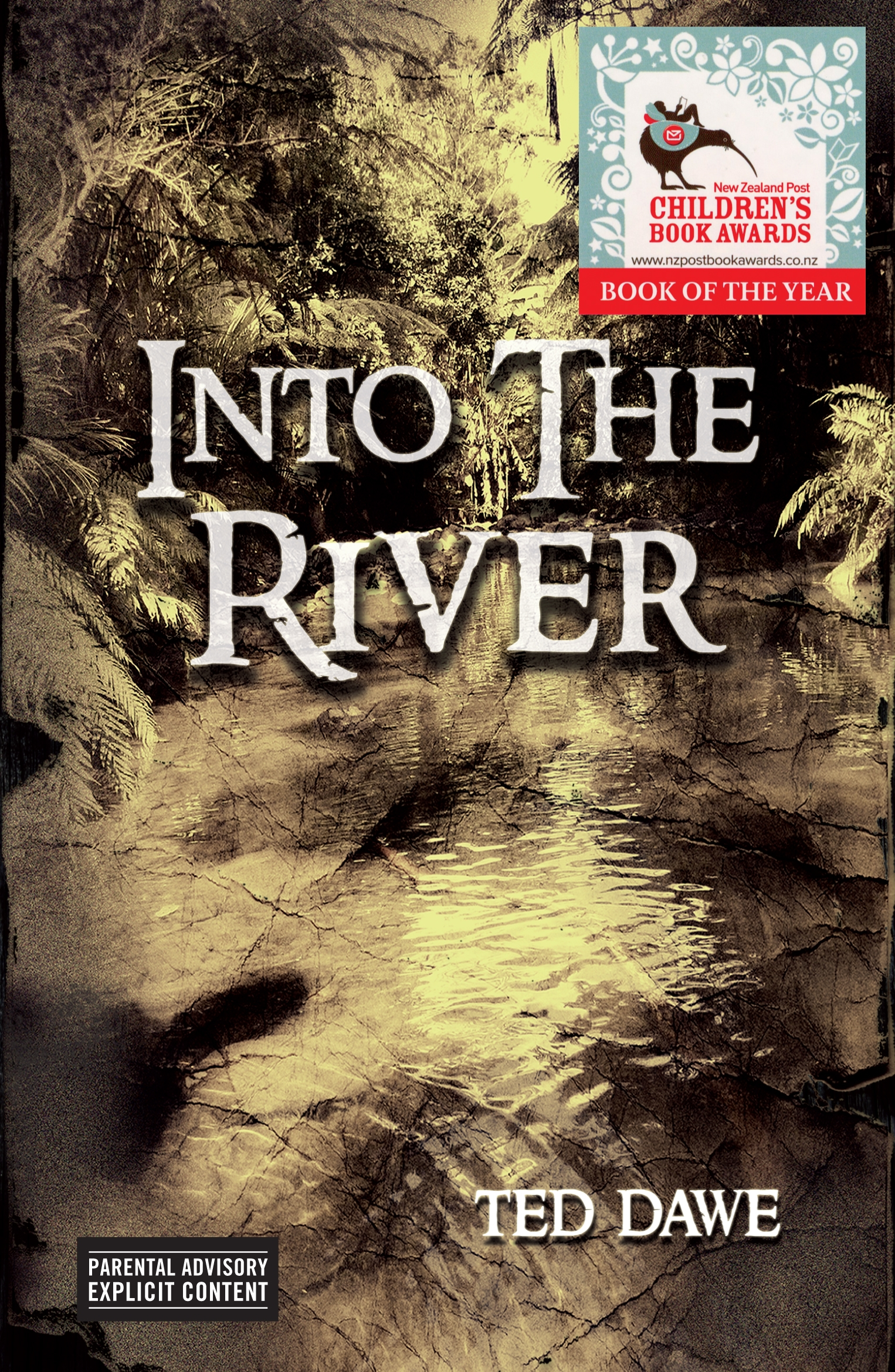 Cover Art for Into the River, ISBN: 9781775536048