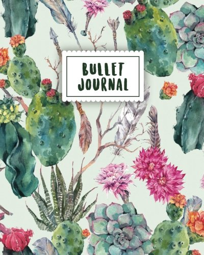 Booko: Comparing prices for Bullet Journal: Beautiful Cactus | 150