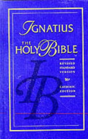 Cover Art for Bible: Ignatius Bible, ISBN: 9780898704907