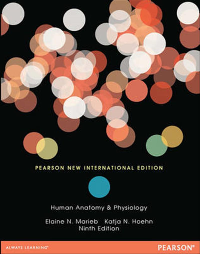 Booko Comparing Prices For Human Anatomy Physiology Hardback