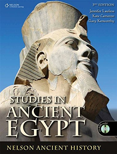Studies in Ancient Egypt by Jennifer Lawless, ISBN: 9780170182072