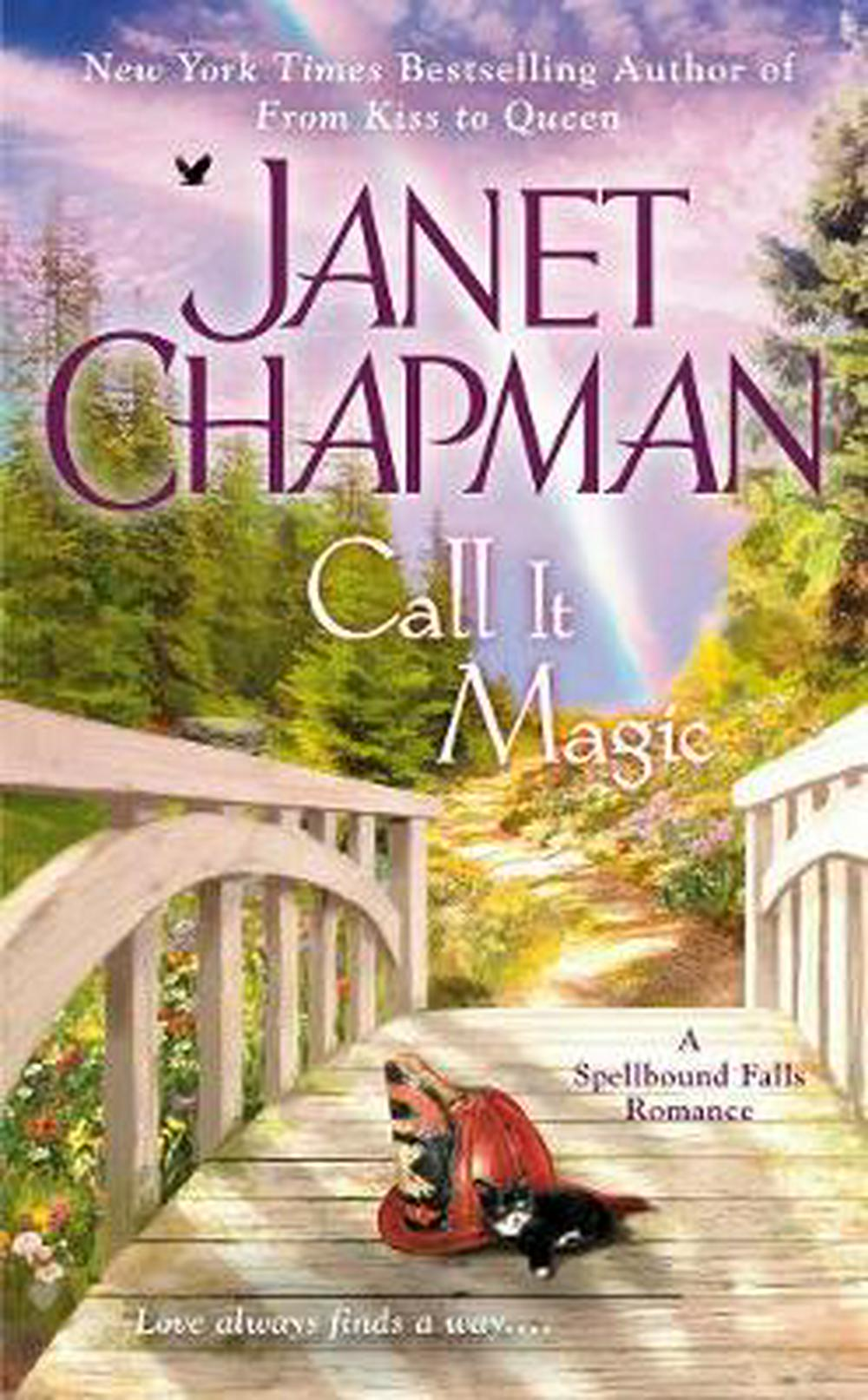 Call It Magic (Spellbound Falls Romance)