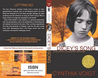 a review of the novel diceys song by cynthia voigt Cynthia voigt, the author of the present novel ready reference treatise: dicey's song aids summary rajasir raja sharma literature guide cynthia voigt diceys.