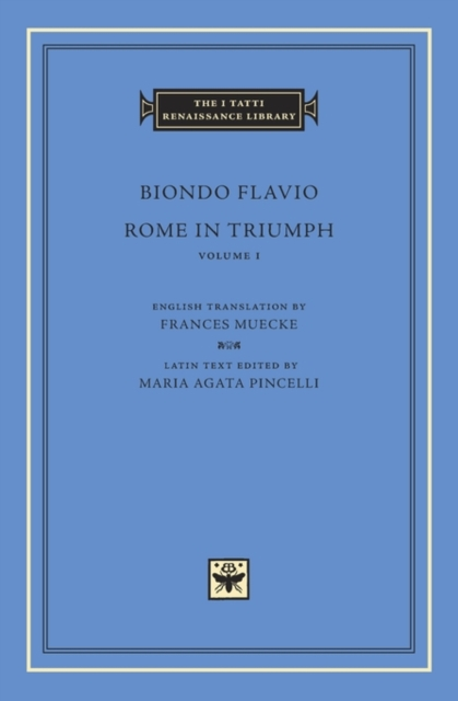 Rome in Triumph, Volume 1Books I-II