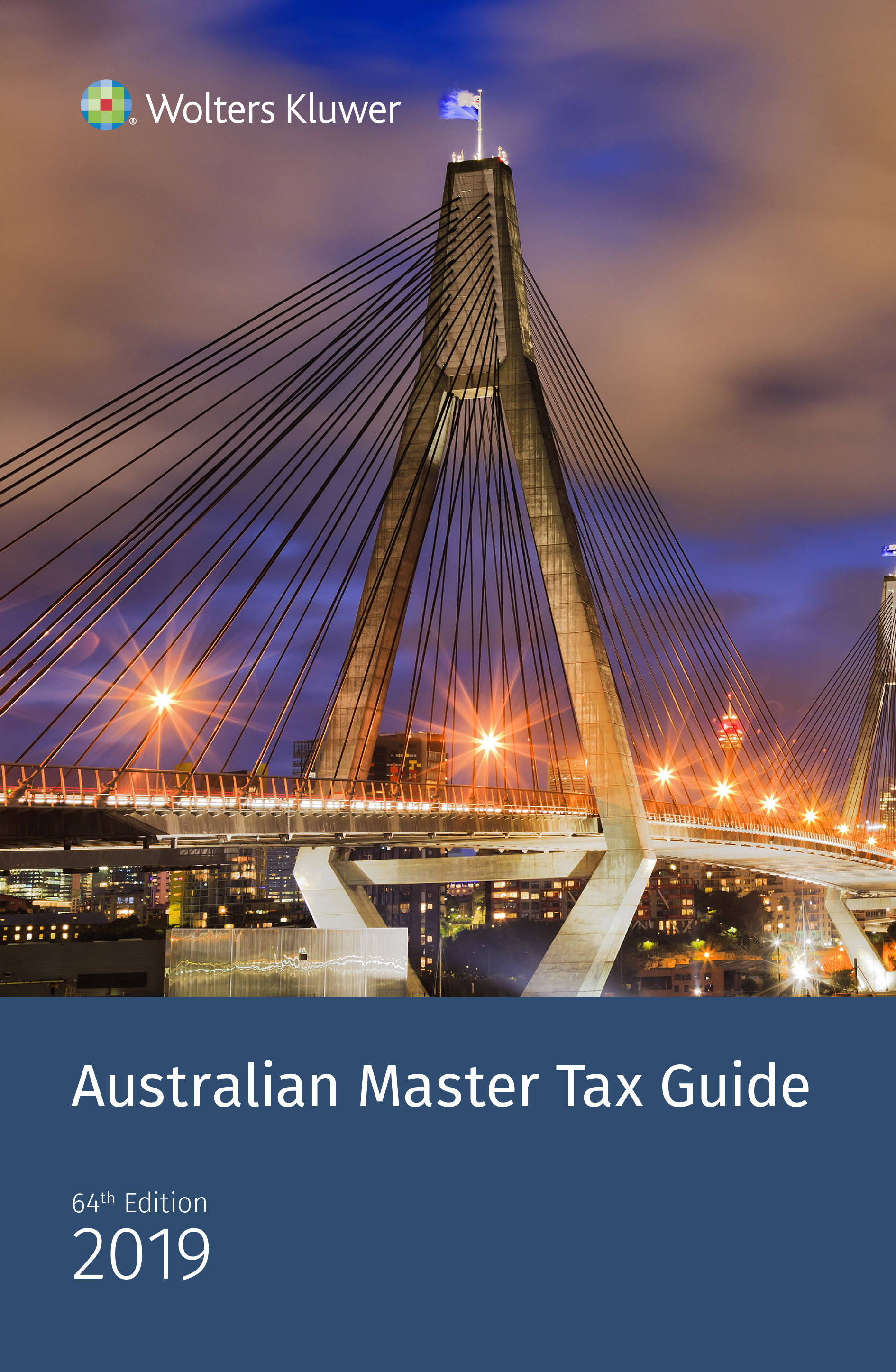 Australian Master Tax Guide 2019 by CCH Editors, ISBN: 9781925672930