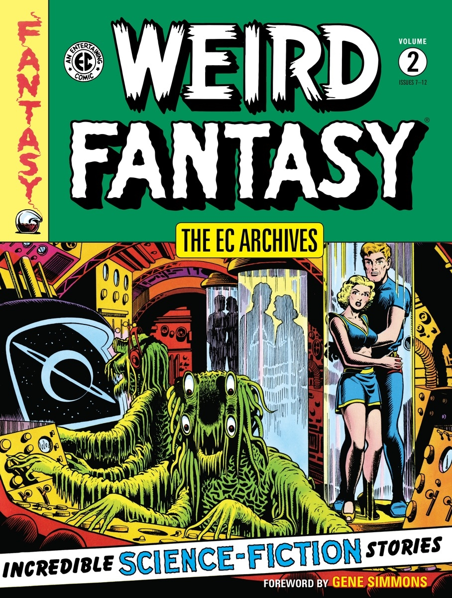 The EC Archives: Weird Fantasy Volume 2